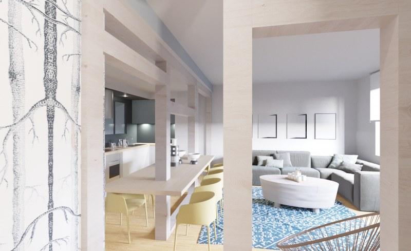 et une chambre en plus ekarchitecte. Black Bedroom Furniture Sets. Home Design Ideas