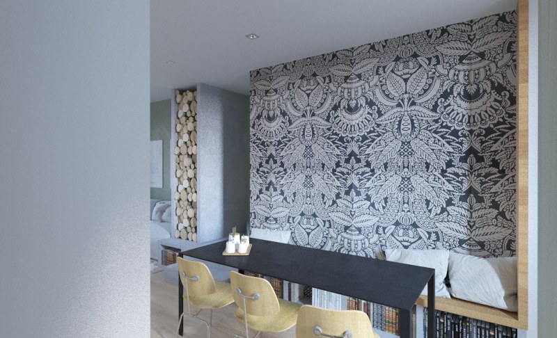 Design page 108 for Amenagement appartement grenoble