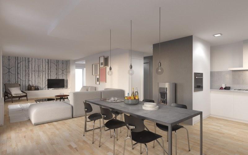 amenagement d 39 une maison individuelle ekarchitecte. Black Bedroom Furniture Sets. Home Design Ideas